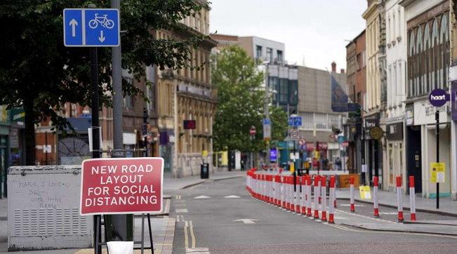 Coronavirus, Gb: picco di casi a Leicester, città in lockdown per due settimane