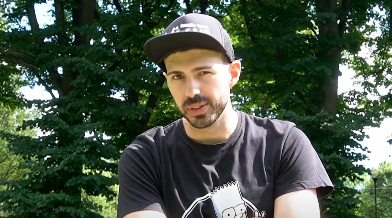 Lo youtuber Kevin Believe racconta la sua esperienza con il Covid-19