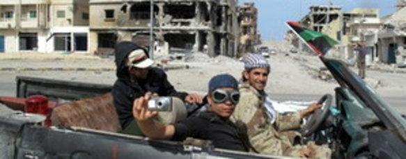 Sirte, la sfortunata città sempre in guerra