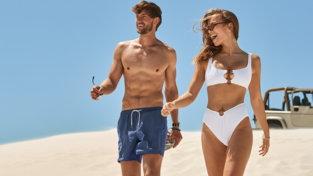 Costumi da bagno in tinta unita: la collezione Beachwear 2020 di Calzedonia