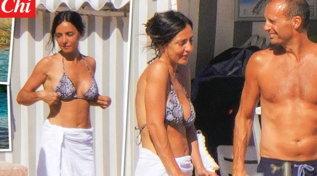 Ambra e Allegri, amore a Monte Carlo