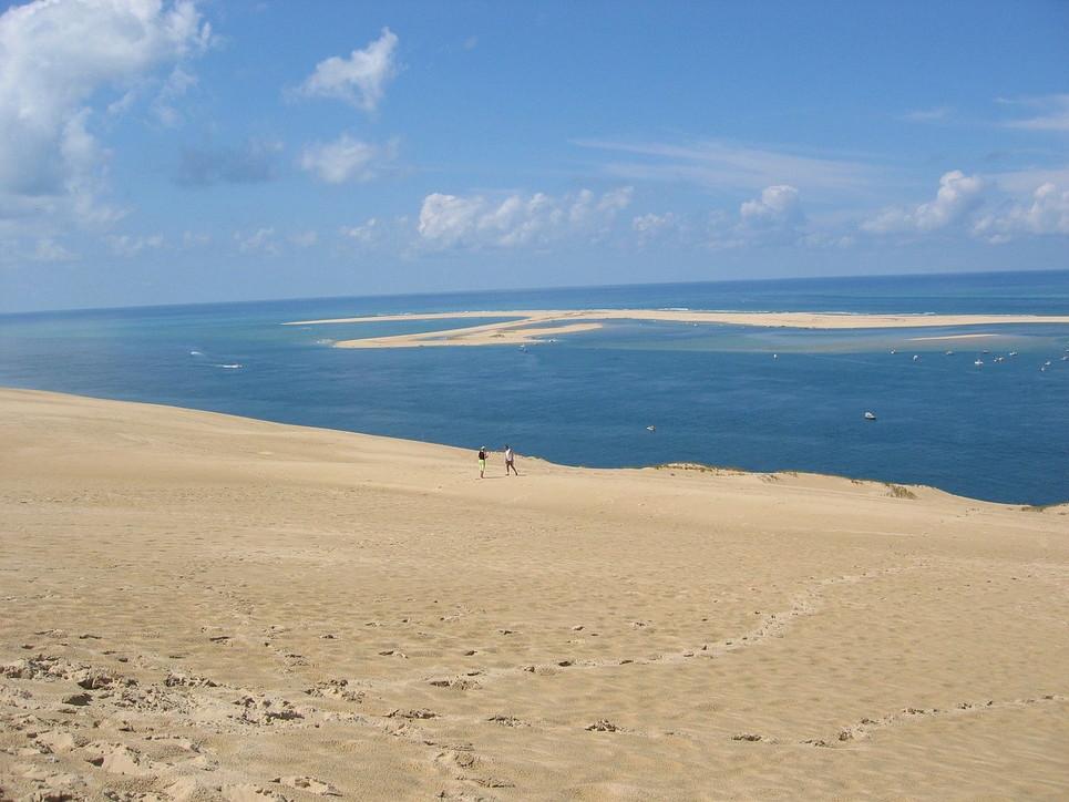 L'Europa delle dune, dal Baltico al Tirreno