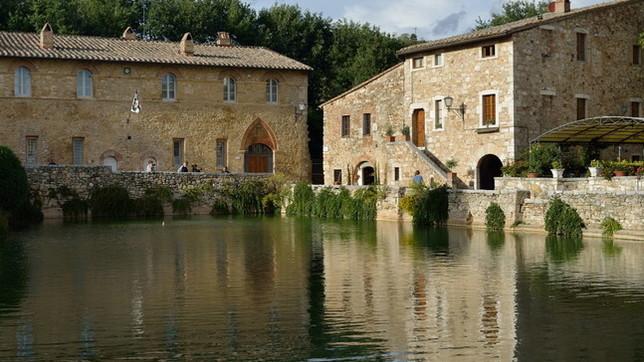 Italia splendida: le terme e cielo aperto offerte dalla natura