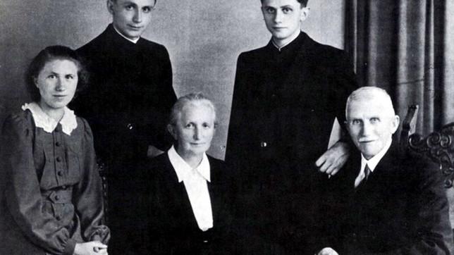 Si è spento a 96 anni GeorgRatzinger