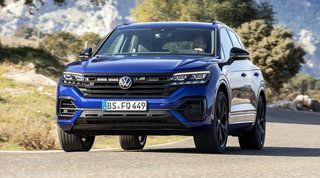 Volkswagen Touareg R Hybrid e Touareg V8 TDI