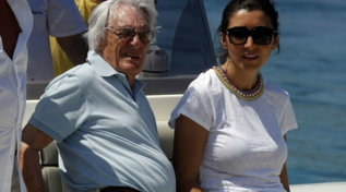 Bernie Ecclestone è diventato papà a 89 anni: è nato il suo primo erede maschio