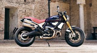 Scrambler Ducati Club Italia, la moto bella e gentile