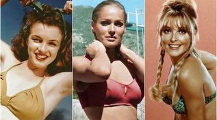 Moda, il bikini compie 74 anni: ecco quelli che hanno segnato un'epoca