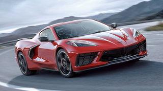 Corvette Stingray, sale l'attesa della nuova muscle car
