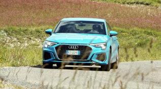 I tanti assi nella manica di Audi A3