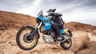 Yamaha Ténéré 700, arriva la Rally Edition