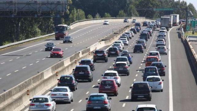 controesodo traffico autostrada coda code