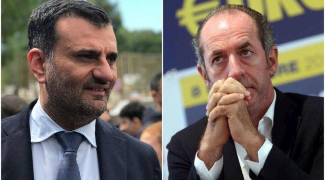 Il governatore Luca Zaia e il sindaco Antonio Decaro sono gli amministratori più popolari