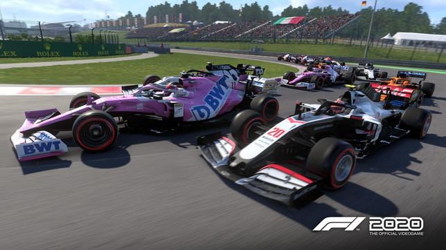 F1 2020, le immagini del nuovo videogame dedicato alla Formula 1