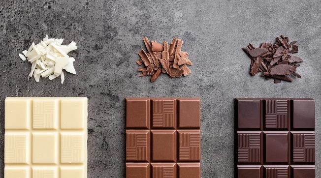 Italiani innamorati del cioccolato: ne consumiamo 4 chili a testa l'anno