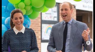 Kate e William, visita a sorpresa in ospedale