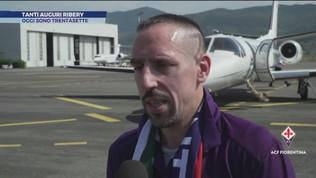 Furto in casa del calciatore Frank Ribery a Firenze