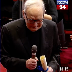 Il concerto e le lacrime in Senato a gennaio | Guarda il video