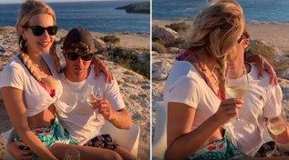 Clizia, il sesso e quel bacio a Ciavarro in riva al mare