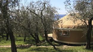 Glamping in Italia: dove il camping diventa luxury