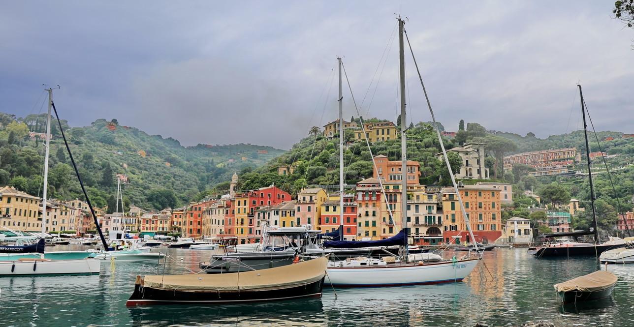 Donnavventura: la bellezza magica diPortofino