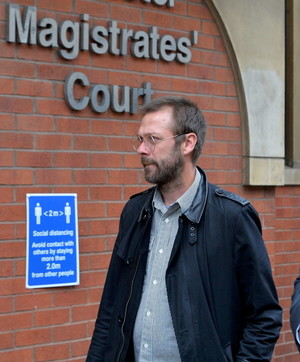 L'ex frontman dei Kasabian Tom Meighan in tribunale