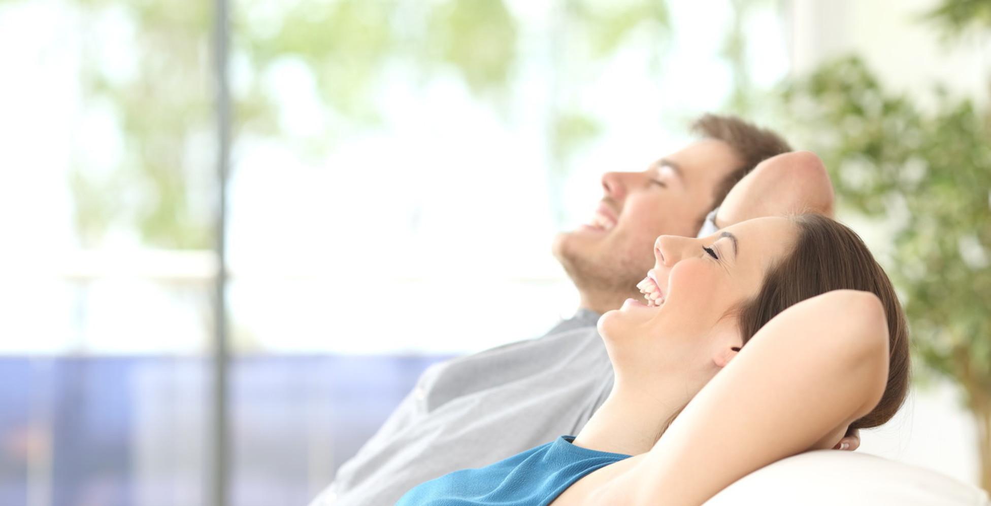 Igiene in casa, il 70% degli italiani è preoccupatoper l'aria che respira