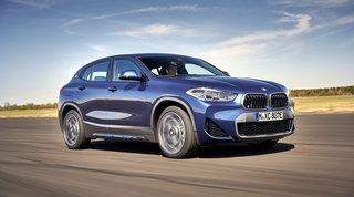 BMW X2 xDrive25e, arriva la versione plug-in