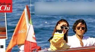 Miriam Leone in love sul lago, ecco le prime foto con il fidanzato