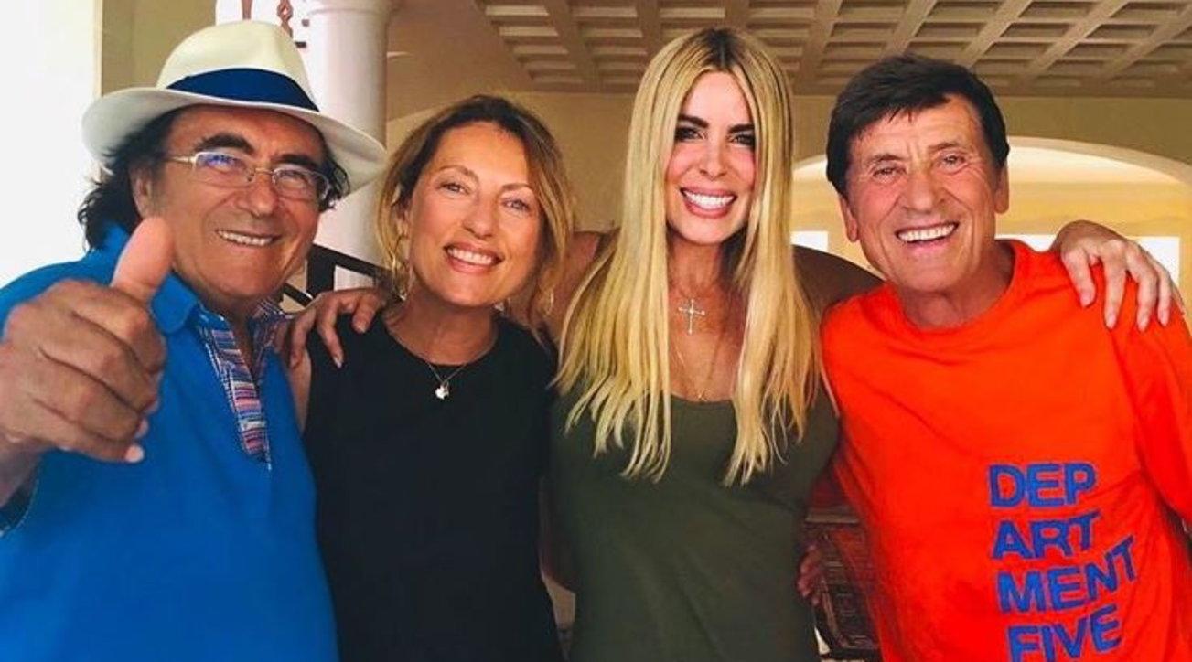 """Il viaggio in Italia di Gianni Morandi: """"Non c'è Puglia senza Al Bano"""""""