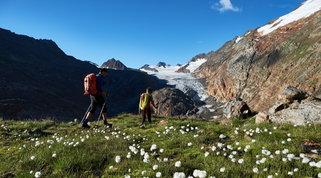 Ötztal in Austria: natura, spazi immensi e sicurezza