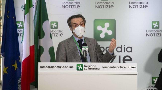 Inchiesta camici in Lombardia, accertamenti sul ruolo di Fontana