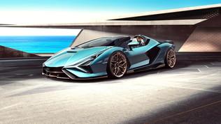 Lamborghini Sián Roadster, il Fulmine del Toro