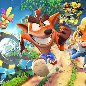 Crash Bandicoot raddoppia: in arrivo un videogame per smartphone