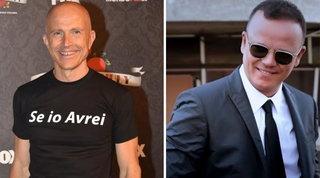 Giorgio Mastrota e Gigi D'Alessio presto nonni bis