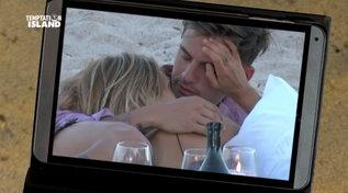 """""""Temptation Island"""", tra Ciavy e Valeria c'è la sorpresa organizzata da Alessandro"""