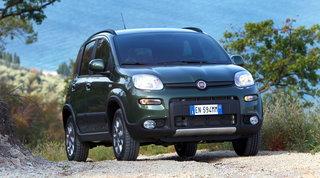 Panda l'Eterna, dal motore della Fiat 126 all'ibrida elettrica