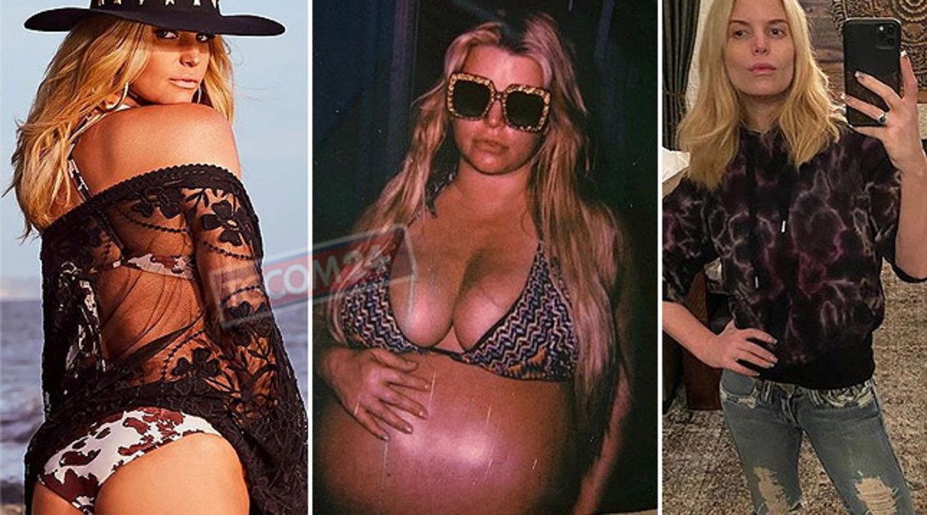 Jessica SImpson, a 40 anni con il corpo di quando ne aveva 26