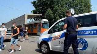 Milano, folle ruba un tram: fermato poco dopo