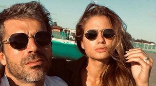 Luca Argentero e Cristina Marino tra dichiarazioni d'amore e confessioni