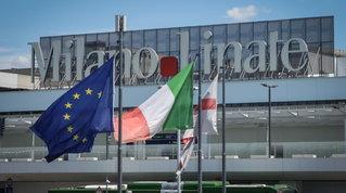 Milano, l'aeroporto di Linate riapre ma per due giorni non ci sarannovoli di linea