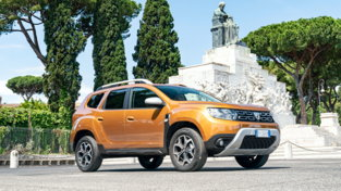 Dacia Duster Turbo GPL ECO-G