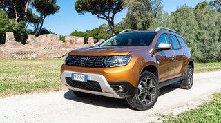 Dacia Duster, il gpl mette il Turbo