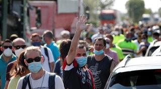 Resta l'obbligo di mascherina al chiuso | Stato emergenza, avanti fino ad ottobre?
