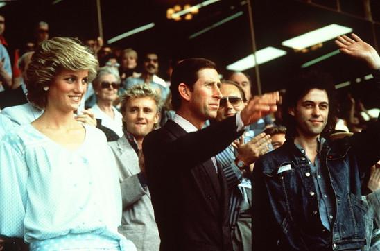 Live Aid, il grande evento 35 anni fa