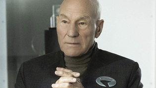Auguri Patrick Stewart: il capitano Picard di