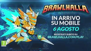Brawlhalla, il trailer di lancio su mobile