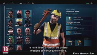 Watch Dogs: Legion, alla scoperta del gameplay