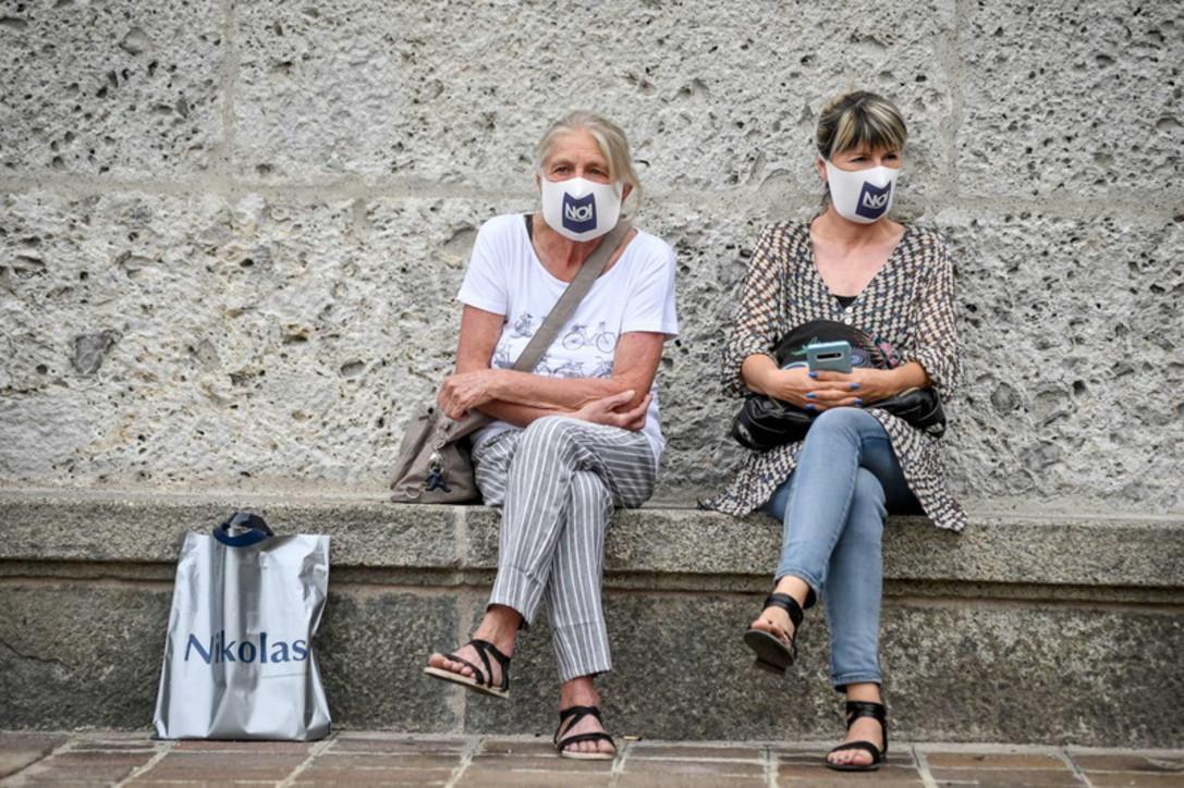 """Coronavirus, il Comitato Bergamo chiede all'Ue di vigilare su """"possibili crimini contro l'umanità"""""""