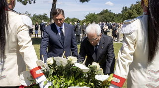 Trieste,Mattarella: la storia non si cancella, serve responsabilità